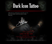 dark icon tattoo